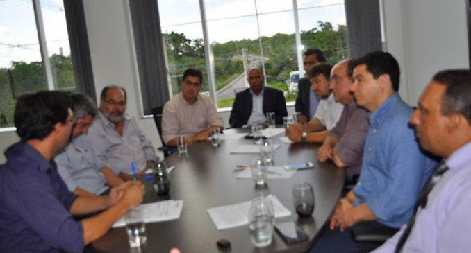 Prefeito eleito se reúne com Conselho Estadual do Mercado Imobiliário