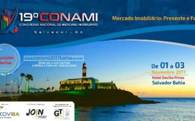 19º CONAMI – Congresso Nacional do Mercado Imobiliário