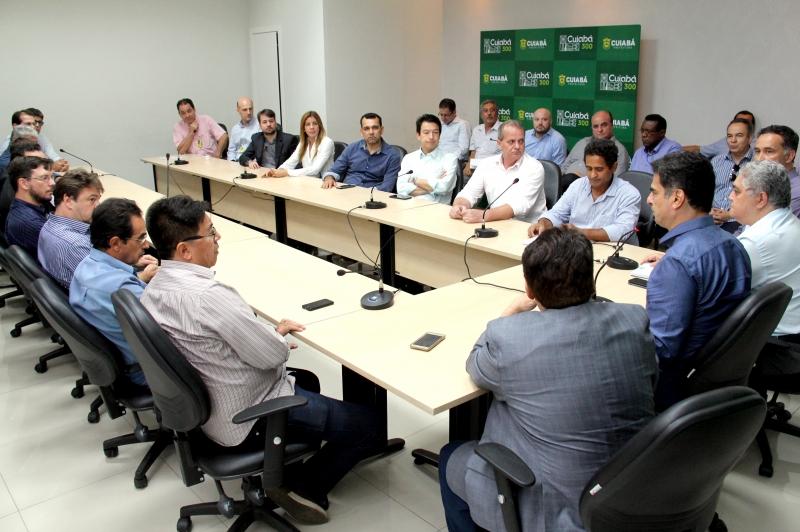 Nova Planta de Valores Genéricos de Cuiabá é apresentada à Câmara